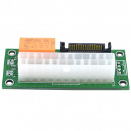 Адаптер синхронизатор блоков питания Dynamode ATX 24 Pin to SATA