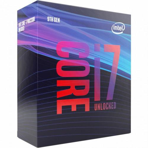 Процессор Intel Core i7 (LGA1151) i7-9700K, Box, 8x3,6 GHz (BX80684I79700K)